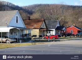 small town street houses usa stock photos u0026 small town street
