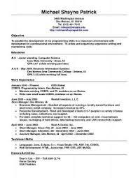 sample of best resume format 85 stunning good resume layout free