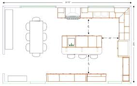 plans for kitchen islands kitchen design plans with island island kitchen designs layouts