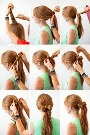 hair bow with hair great hair tutorials to beat the summer heat
