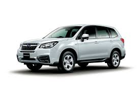 subaru forester old model refreshed 2017 subaru forester officially revealed key details