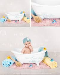 Baby Bathtub Prop Baby Bathtub Digital Backdrop Background Psd With Layers