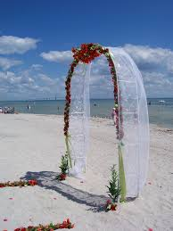 wedding flowers ideas romantic simple wedding arch flowers