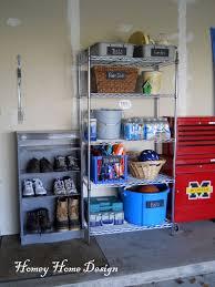 homey home design more garage organization