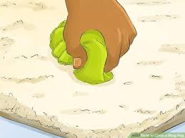 Best Way To Clean Shaggy Rugs 3 Ways To Clean A Shag Rug Wikihow