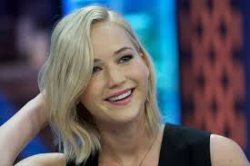 jennifer lawrence has victoria u0027s secret hair now and we u0027re living