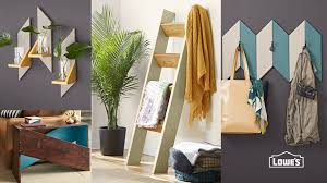 A Frame Ladder Lowes by Make A Decorative Ladder For Blankets Youtube