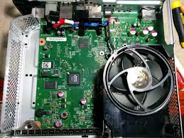 xbox 360 slim motherboard swap problem