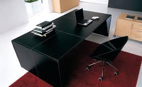 bureau ikea verre et alu design d intérieur grand bureau noir blanc ikea et charming oslo