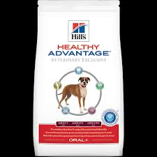 hill u0027s healthy advantage oral canine dry