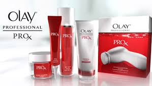 Olay Pro X olay pro x advanced cleansing system in advertising