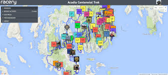 meaning of the trek in the year of the acadia centennial
