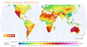 World Map Image by Download Free Solar Resource Maps Solargis