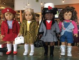 Kids Girls Dolls 4 Wheeler American Dolls Dress Up As Characters From Clueless U2013 Q Is