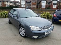 2006 ford mondeo 2 0 tdci ghia manual 5 door hatchback grey 12