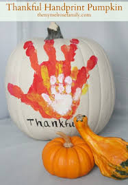 5 handprint thanksgiving crafts