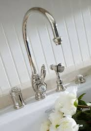 nickel faucets kitchen 63 best faucets images on kitchen taps kitchen faucets