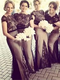 lace bridesmaid dresses lace discount bridesmaid dresses 2016 sales collection tbdress