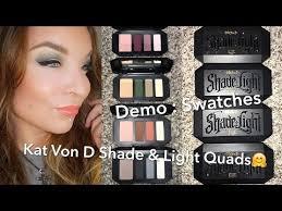 kat von d shade and light eye looks shade light eye contour quad sage