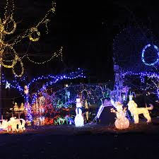 christmas lights lagrangeville ny the best christmas light displays in the hudson valley