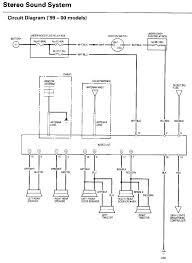 honda odyssey radio wiring diagram the best wiring diagram 2017