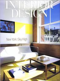 Interior Design Magazines by Press U2014 Farrago Design New York Design New York Bespoke Furniture