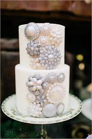 Winter Wedding Cakes 35 Fabulous Winter Wedding Cakes We Love Deer Pearl Flowers