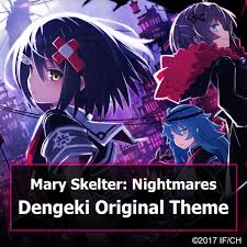 Kaset Ps Vita Skelter Nightmares skelter nightmares dengeki original theme ps vita buy