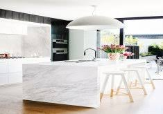 wonderful marble kitchen just love this kitchen island and the