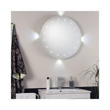 el formentera led sensor switch u0026 demister bathroom mirror