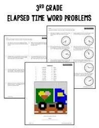 3rd grade math word problems printables u0026 worksheets