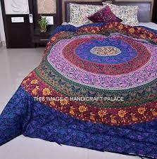 indian duvet cover tapestry mandala hippie quilt cover bohemian