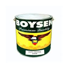 boysen 0340 paint thinner 16l wilcon depot inc