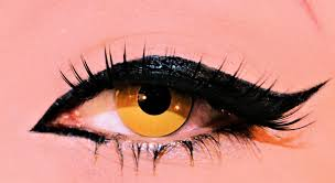 spirit halloween color contacts yellow contacts compared to dark brown eyes youtube