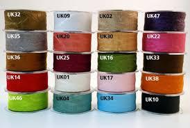 may arts silk ribbon may arts 1 5 silky crushed ribbon 3 yard bundle the st