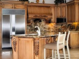 Kitchen Countertops Types Granite Countertops Stainless Steel Cabinet Pull Hand Beautiful