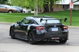 subaru emblem black more proof that a subaru brz sti is coming autoguide com news