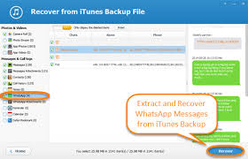 icloud backup for android free ways to recover whatsapp messages from iphone backup
