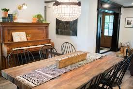 magnolia farms dining table fixer upper season 3 episode 8 the house