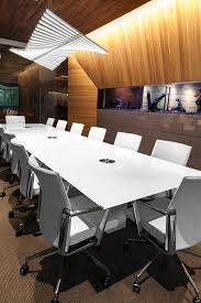 Back Painted Glass Conference Table A Custom Conference Table With A Back Painted Glass Top For This
