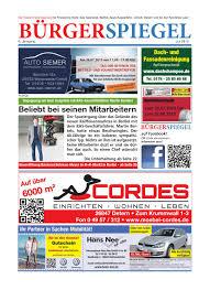 Aza Bad Zwischenahn Bürgerspiegel Juli 2015 By Bürgerspiegel Issuu