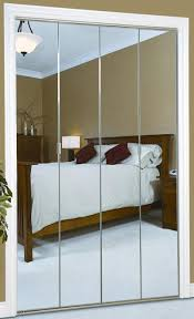 Mirrored Closet Door by Mirrored Closet Doors Bifold Video And Photos Madlonsbigbear Com