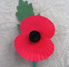 poppy writing paper chapter 8 the allied nations say au revoir madame guErin english royal british legion poppy modern 2 petals 1 leaf image courtesy