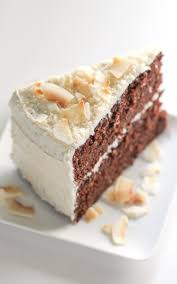 healthy chocolate coconut cake gluten free low sugar high protein