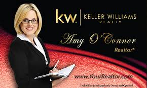 Keller Williams Business Cards New York Style Keller Williams Business Card Design 103251
