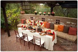 Wedding Table Set Up Estancia La Jolla Rustic Charm Wedding Table Inspiration San