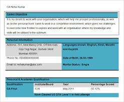 Objective For Resume Sample by Resume Objectives U2013 46 Free Sample Example Format Download
