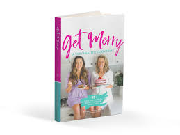 get merry a healthy cookbook filled with 95 delish recipes
