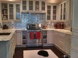 kitchen backsplash tin stunning stunning silver tin backsplash tiles 25 best tin tile