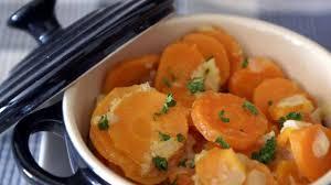 que cuisiner avec des carottes carottes à la crème recette de carottes à la crème recette par